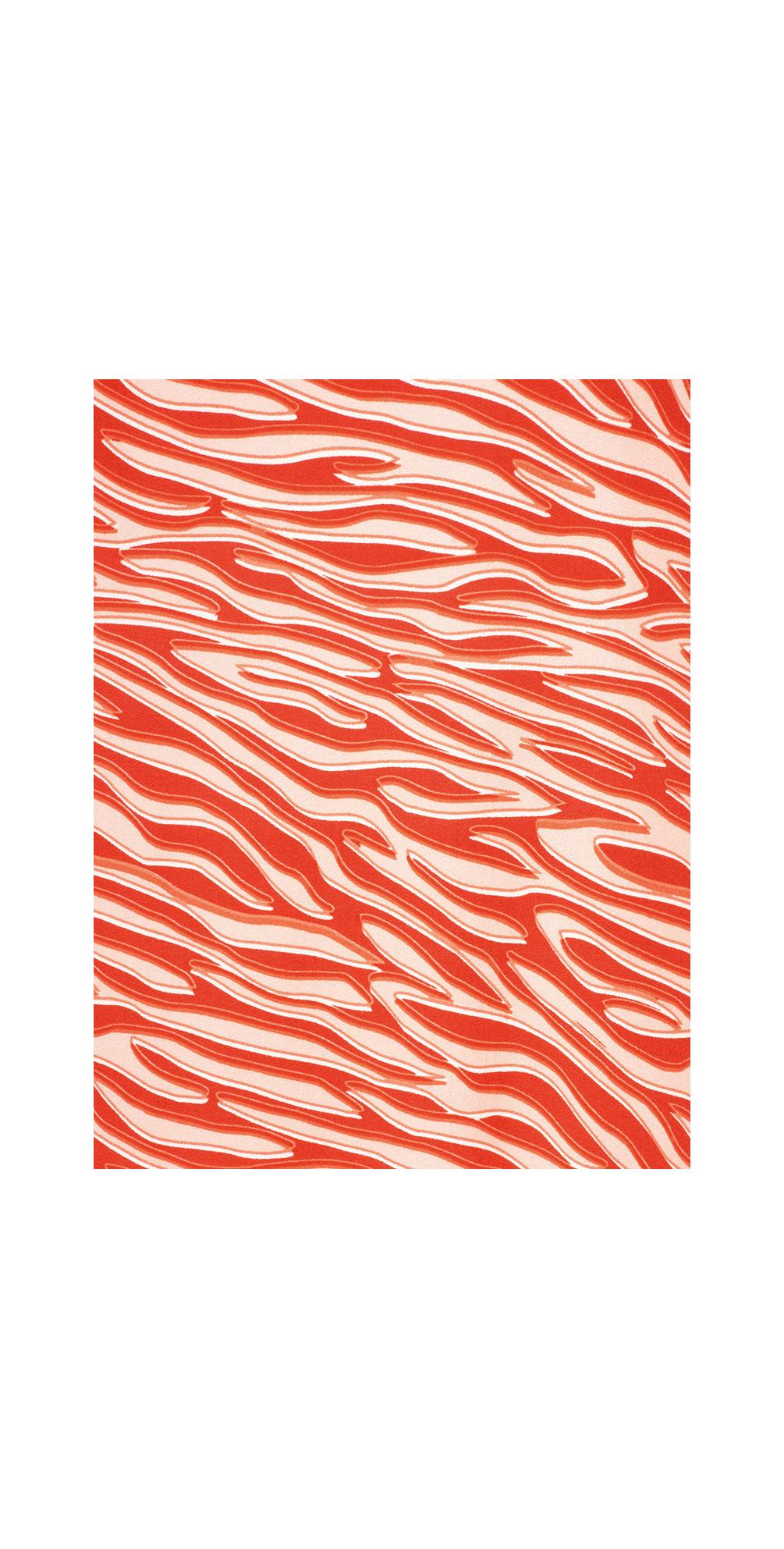 Zebra Dobby Blouse main image