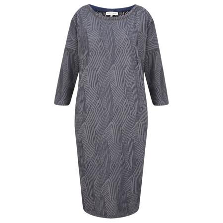 Sandwich Clothing Denim Jacquard Dress - Blue