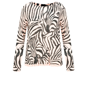 Sandwich Clothing Zebra Jumper
