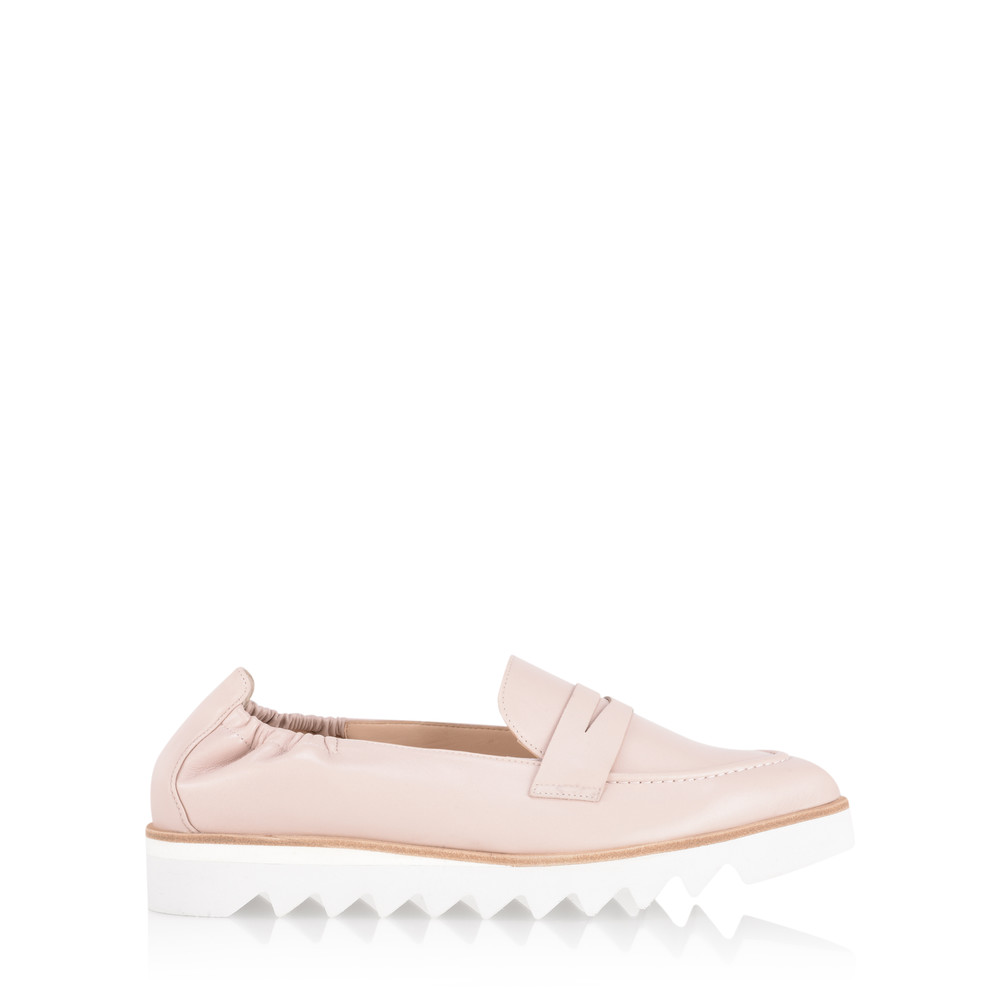 Hogl Angelika Loafer Shoe  Rose