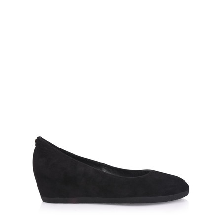 Hogl Ingrid Wedge Shoe  - Black