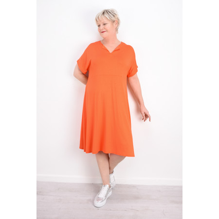 Masai Clothing Nebala Dress - Orange