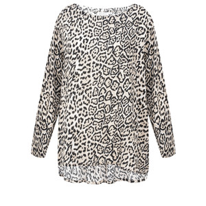 Masai Clothing Damali Leopard Top