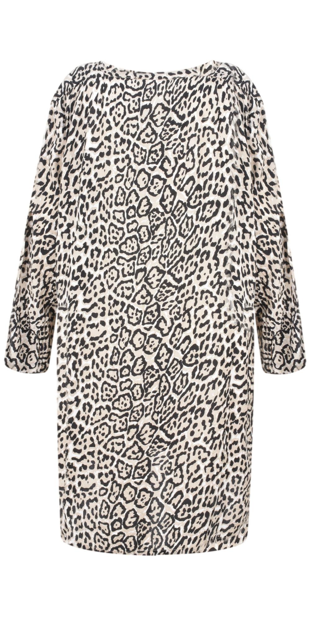 Genetta Leopard Tunic main image