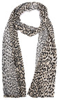 Along Leopard Print Scarf additional image