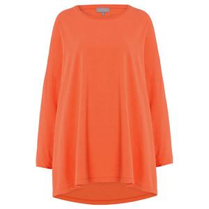 Sahara Cotton Jersey Oversized Top