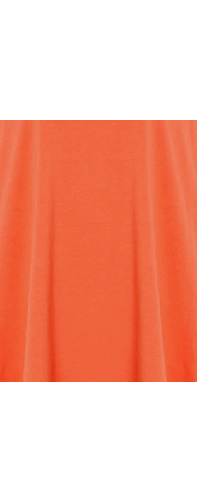 Sahara Cotton Jersey Oversized Top Marmalade