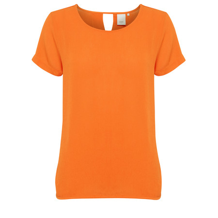 ICHI Marrakech Top - Orange