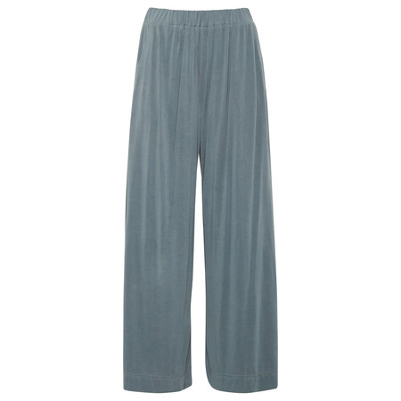 ICHI Selma Trousers - Blue