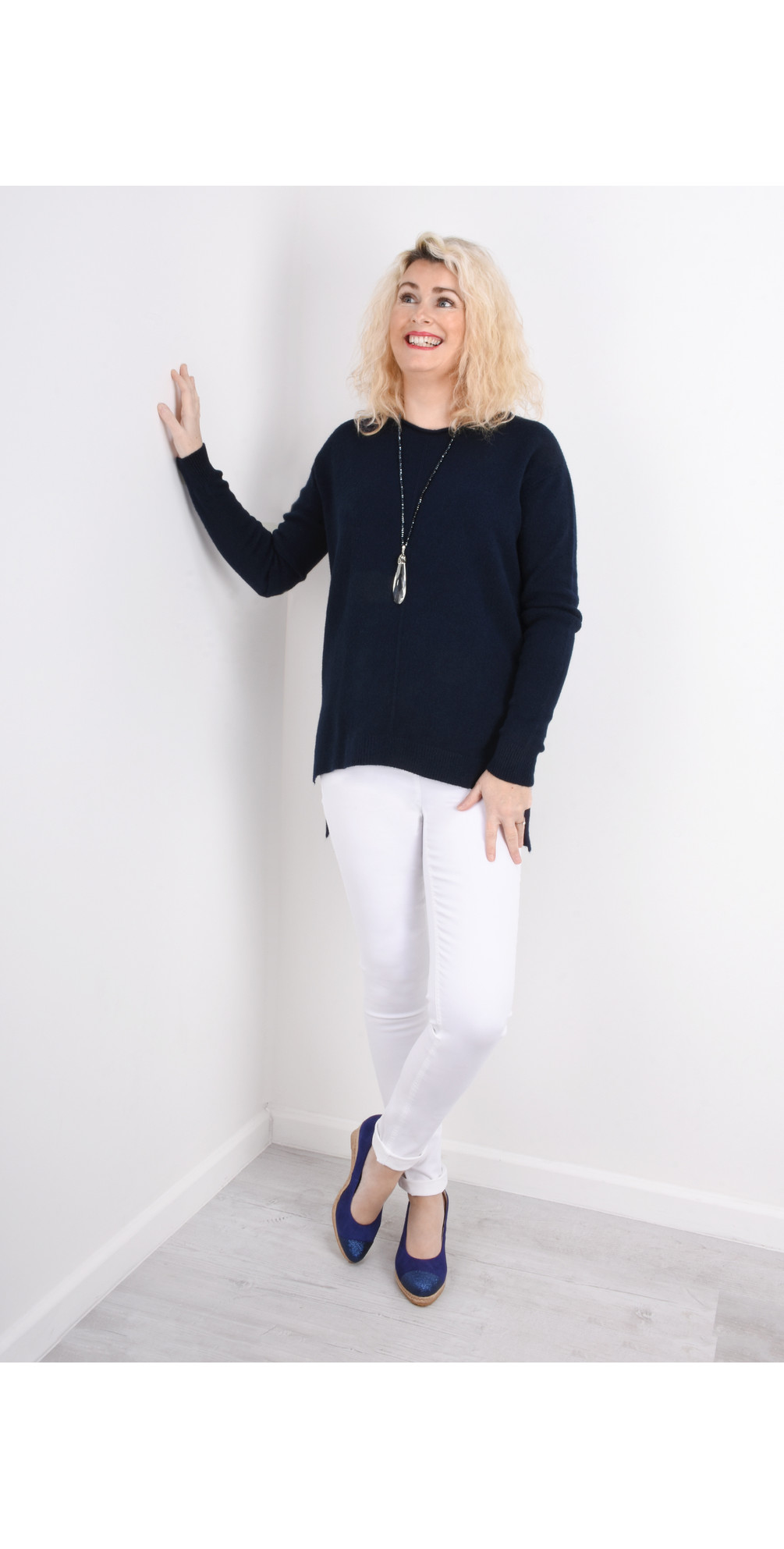 Marty Easyfit Supersoft Knit Jumper main image