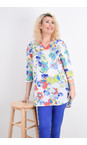 Dominica Print Allannah Tunic additional image