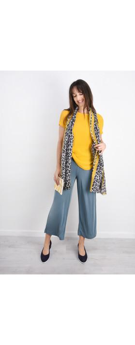 ICHI Selma Trousers Blue Mirage