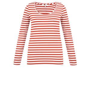 Sandwich Clothing Organic Cotton Stripe Top