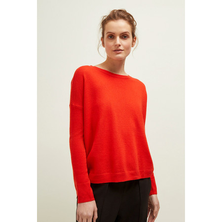 Great Plains Malibu Merino Jumper - Red