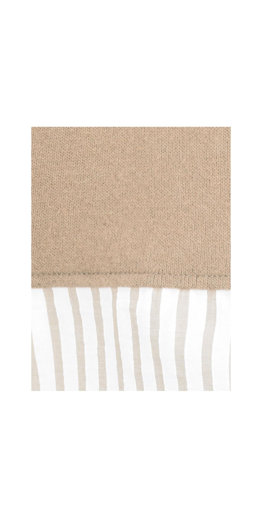 Bamboo Fleece Top main image