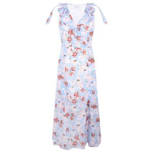 Great Plains Tulum Floral Maxi Dress
