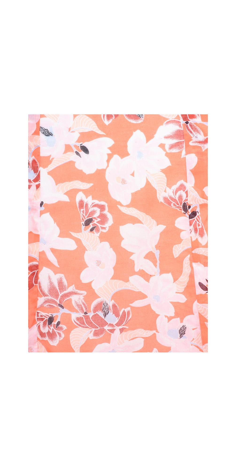 Tulum Floral Maxi Dress main image