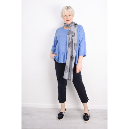 Masai Clothing Damitit Top - Blue