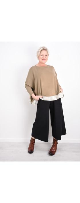 Mama B Bamboo Fleece Top Spago