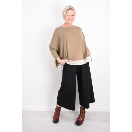 Mama B Bamboo Fleece Top - Green