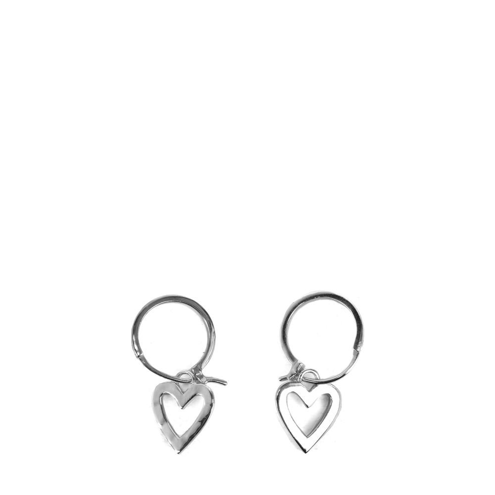 Tutti&Co Angelic Earrings Silver