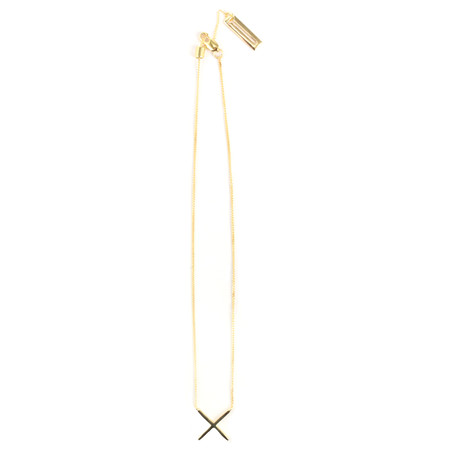 Tutti&Co Unity Necklace - Gold