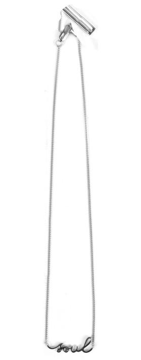 Tutti&Co Soul Necklace Silver