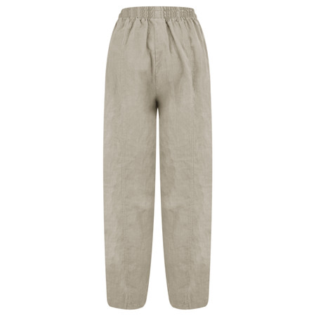 Thing Linen Easy Fit Trouser - Beige