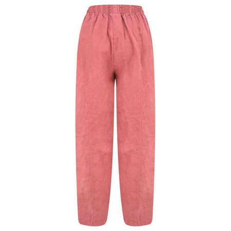 Thing Linen Easy Fit Trouser - Pink