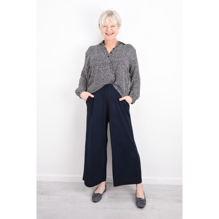 Masai Clothing Persika Culotte - Blue