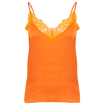 ICHI Taia Top - Orange