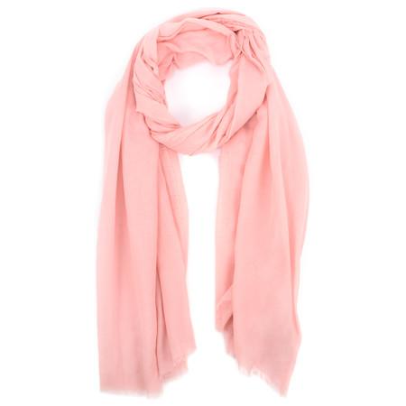 Masai Clothing Ava Cotton Scarf - Pink