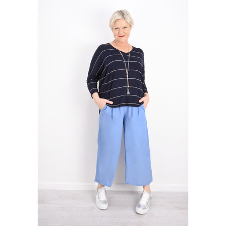Masai Clothing Pusna Culotte - Blue