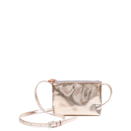 Caroline Gardner Finsbury Small Cross Body Bag - Gold