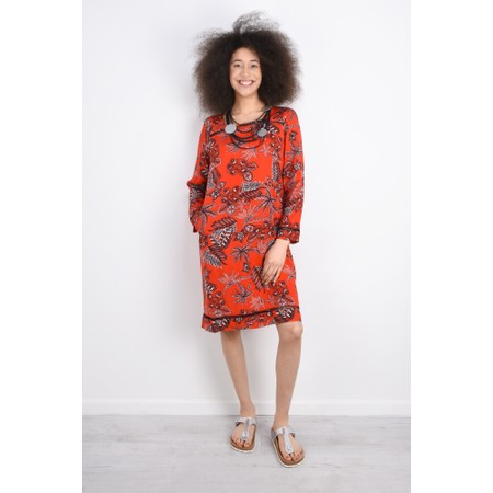 Masai Clothing Nasira Dress - Red