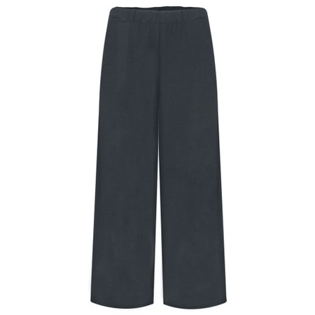 Mama B Pampa Izmir Plain Trouser - Blue