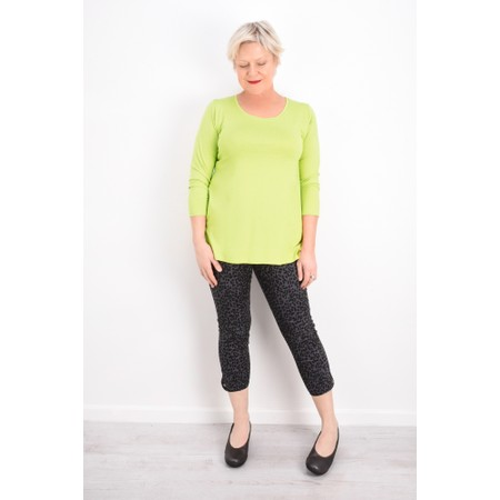 Masai Clothing Cilla Basic Top - Green