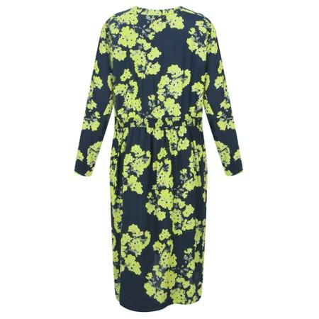 Masai Clothing Floral Print Nabala Dress - Green