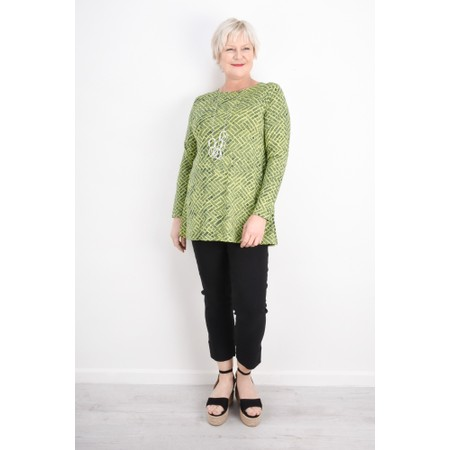 Masai Clothing Delfa Top - Green