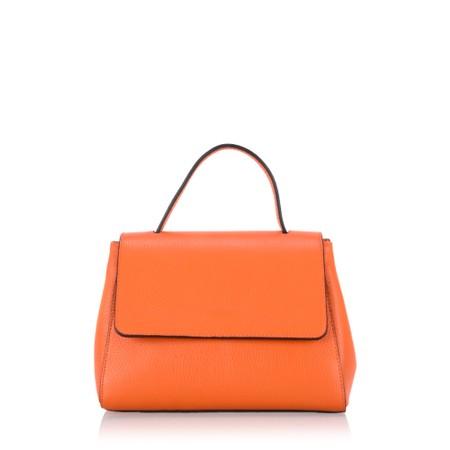 Gemini Label  Lodi Handbag - Orange