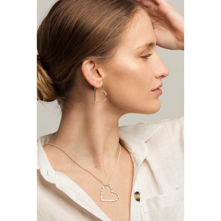 Tutti&Co Inspire Necklace - Metallic