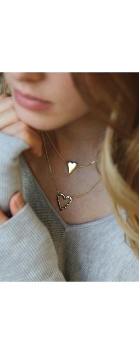 Tutti&Co Treasure Necklace Gold
