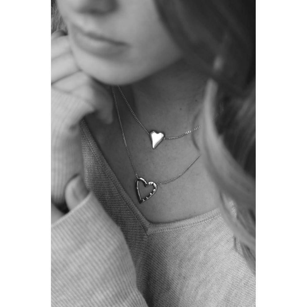 Tutti&Co Treasure Necklace Silver