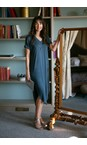 Soft Focus Knot Dress additional image