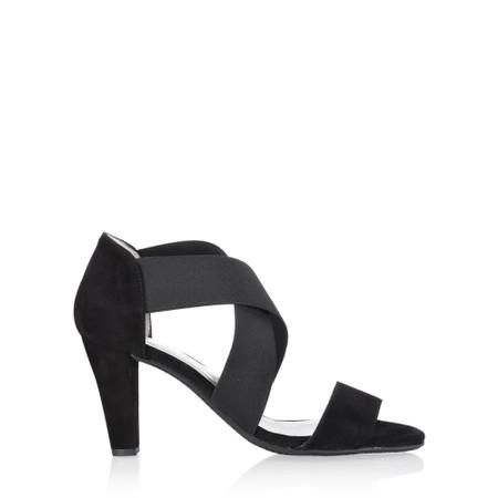 Gemini Label  Vesta Sandal - Black