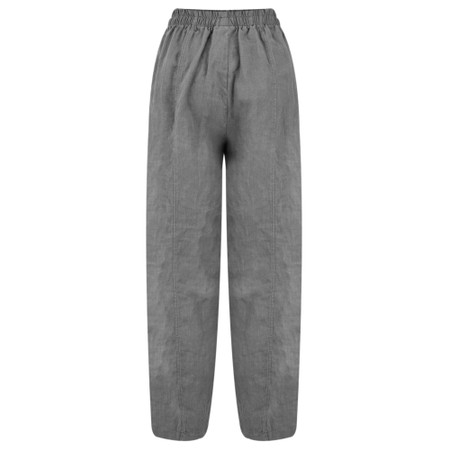 Thing Linen Easy Fit Trouser - Blue