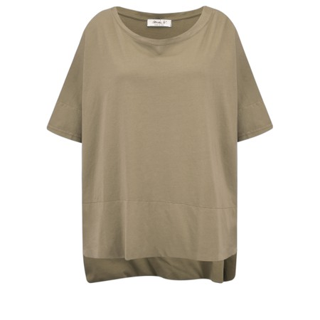 Mama B Pozzo Izmir Plain Top - Green
