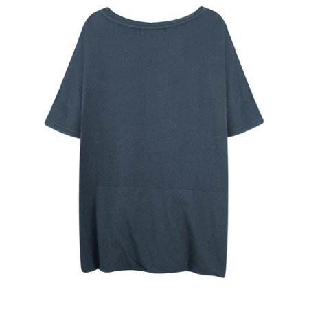 Mama B Pozzo Izmir Plain Top - Blue
