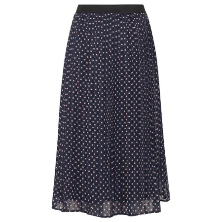 ICHI Nally Skirt - Blue