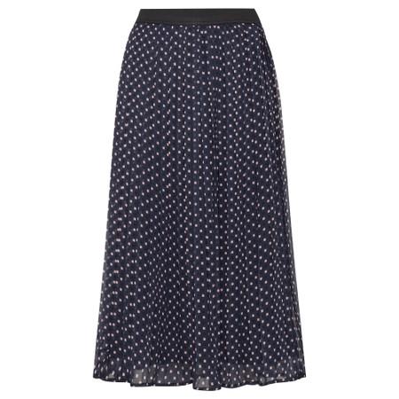 ICHI Nally Skirt - Blue
